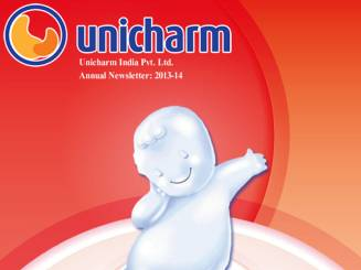 Unicharm designed by GetPromoted