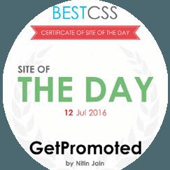 BEST CSS WEBSITE