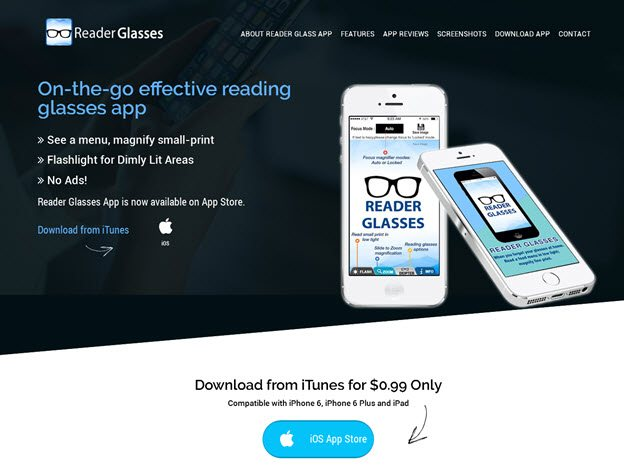 reader glass