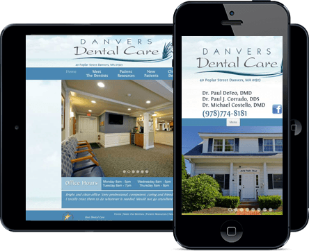 Danvers Dental care
