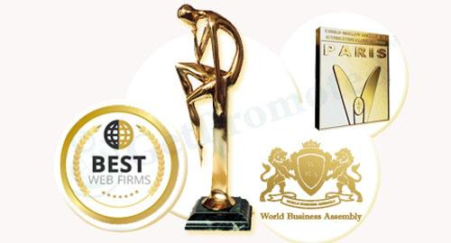 Awards Won by GetPromoted