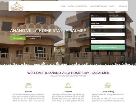 Website For Resort