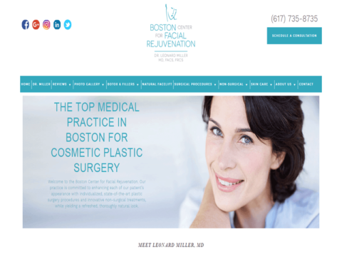 Web-Design for Clinic