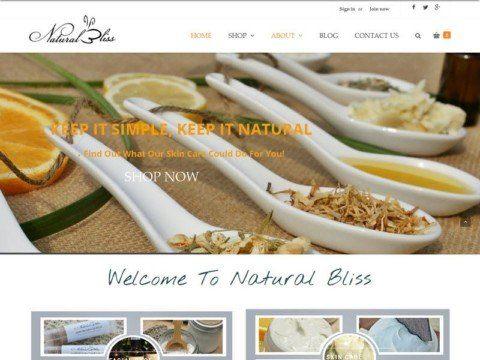 Natural Bliss designed by GetPromoted