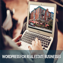 Wordpress Website for Real Estate Business