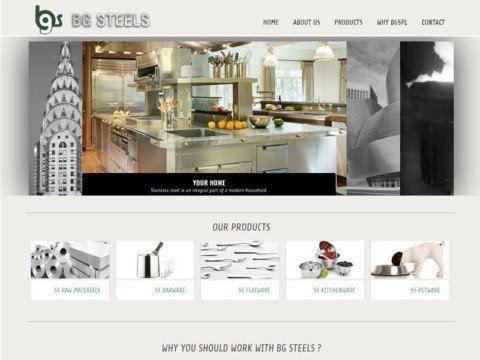 Bgsteel Designed by GetPromoted