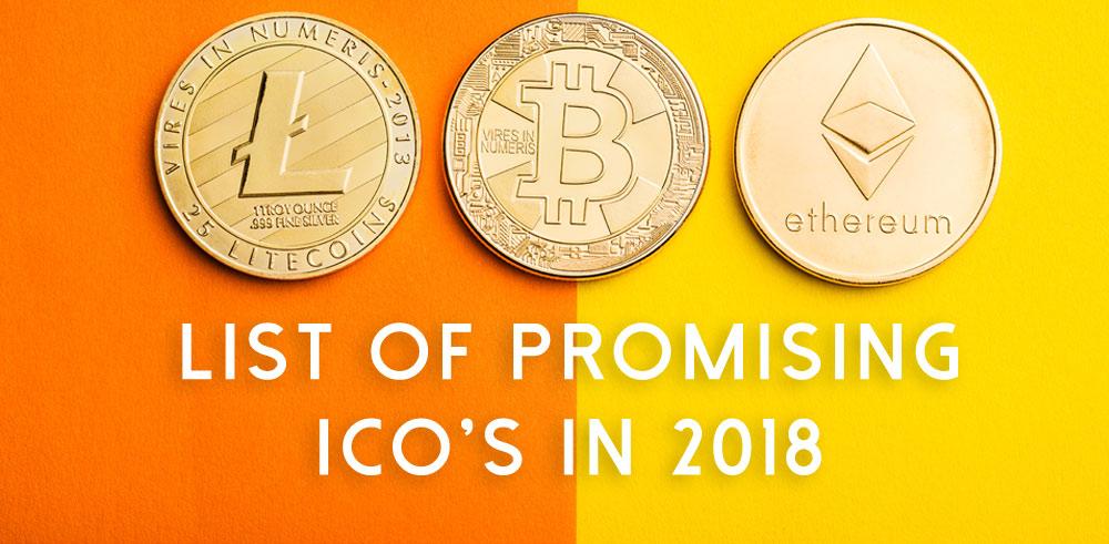 ICO List 2018