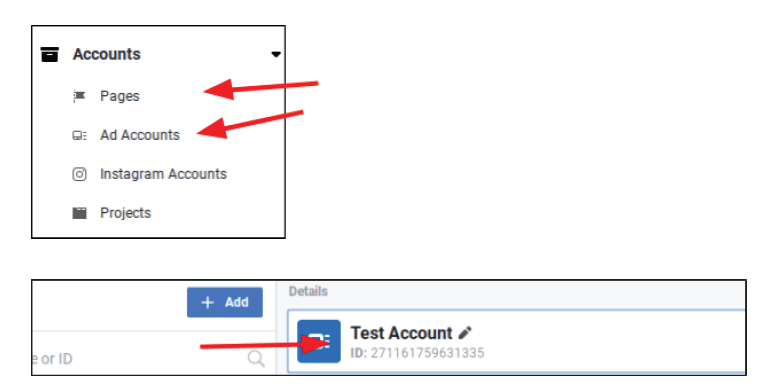 FB business setting up step 2