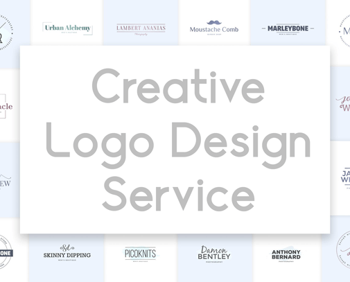 Creative logo design services